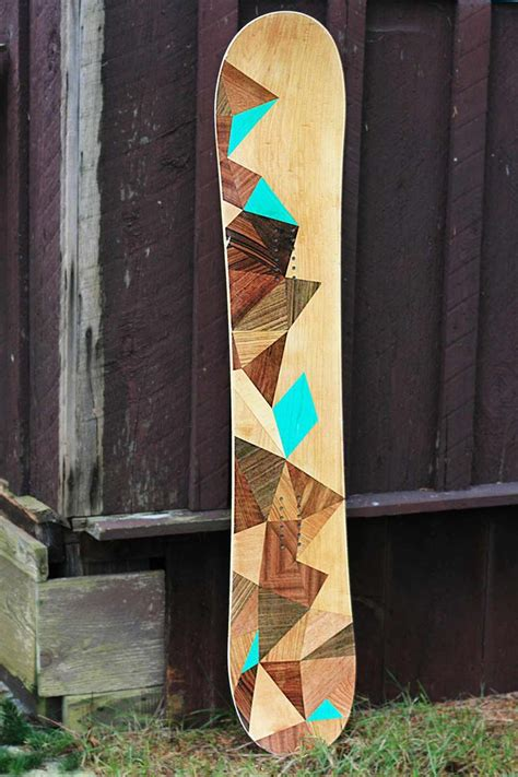 Handmade Snowboard - 25 best ideas about snowboarding on ski