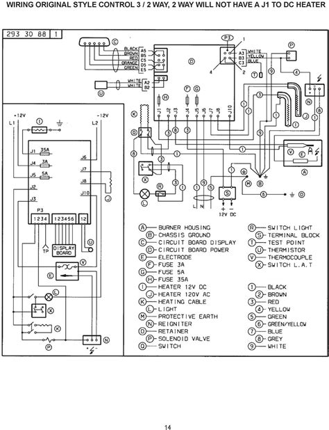 atwood 8935 furnace wiring diagram rv repair wiring scheme