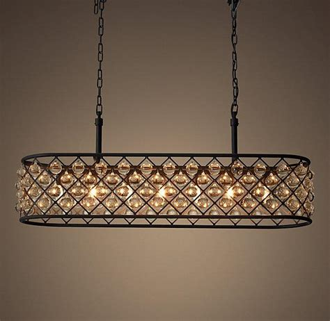 Create Your Personality Room With Rectangular Chandelier Rectangular Chandelier