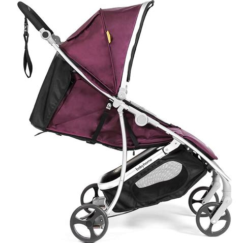 Umbrella Stroller That Reclines Flat by Babyhome Vida Stroller