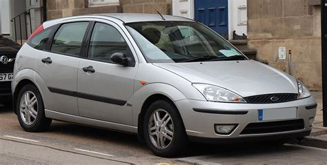 ford focus  generation wikipedia