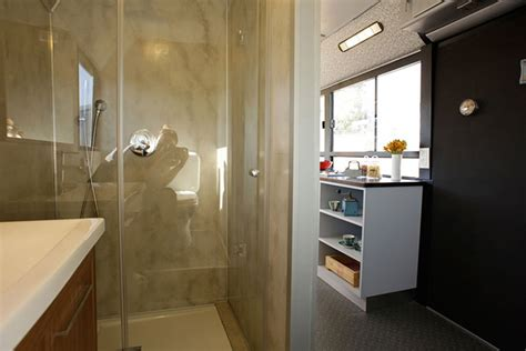 do coach buses have bathrooms bus converted into a luxury home