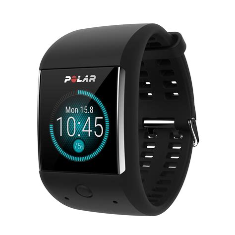 android wear smartwatch polar m600 android wear gps sports smartwatch
