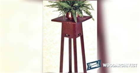 woodworking plans scroll saw stand