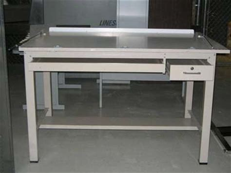 metal drafting table metal drafting table government auctions