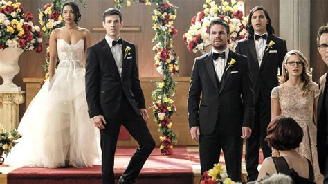 film operation wedding episode 2 crisis on earth x arrowverse crossover parts 1 and 2