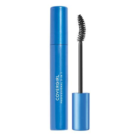 Cover Professional All In One Curved Brush Mascara Expert Review by Covergirl Professional All In One Curved Brush Mascara