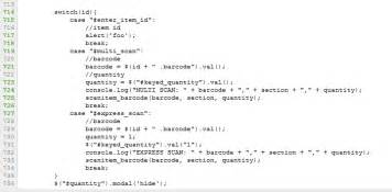 tutorial javascript switch case javascript quot switch quot statement only allows the first 2