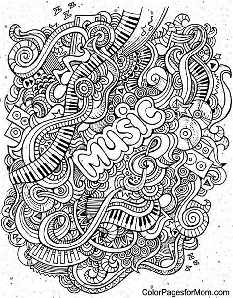 coloring pages music doodles 62 coloring page coloring pages pinterest