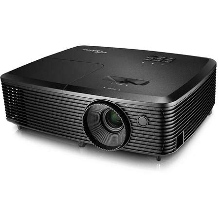 Optoma Multimedia Projector Hd 92 optoma eh331 3d hd dlp business projector eh331