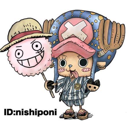 One Chopper 1 ぽにお nishiponi one ワンピース