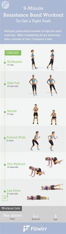 printable resistance band exercises search results