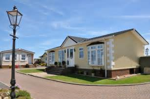 mobile home communities getting a mortgage on a manufactured home