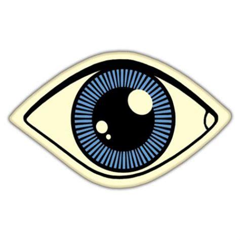 eye silhouette cliparts   clip art