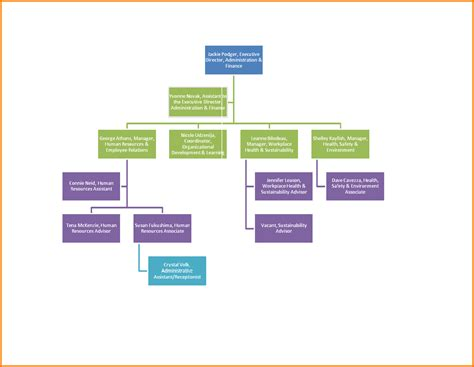 flowchart of an organization organizational flow chart template word