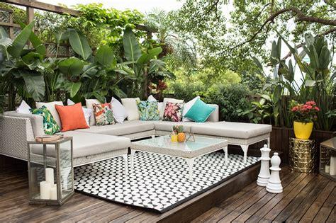 terrazzi attrezzati terrazzi arredati 18 proposte piene di stile e personalit 224