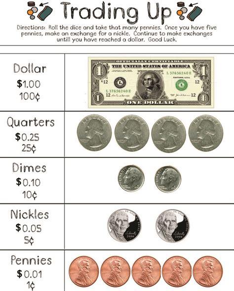 worksheets to teach money teaching fashionista great math money activities