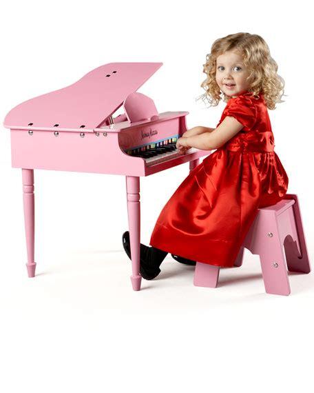 Toddler Keyboard And Stool by Doug 30 Key Mini Grand Piano Pink Neiman