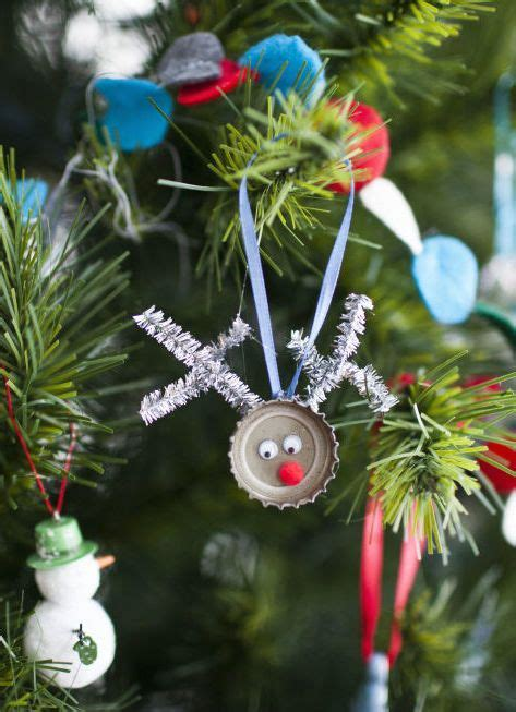 50 homemade christmas ornaments for your tree diy