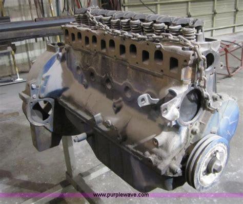 ford 300 6 cylinder performance parts ford industrial 300 cid six cylinder engine item d5747