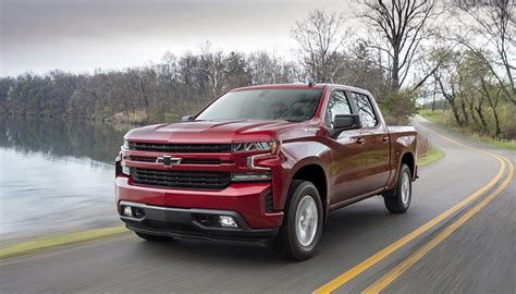 2019 Silverado Update by All New 2019 Four Cylinder Silverado And 2020 Suburban Updates