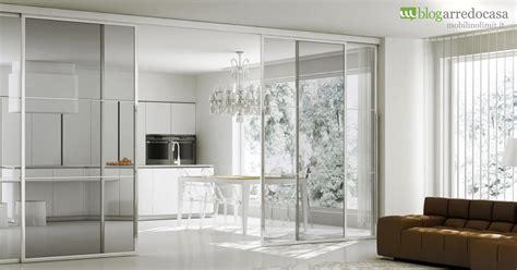 come creare una porta scorrevole pareti divisorie e porte in vetro per cucina e soggiorno