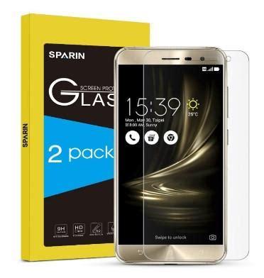 Tempered Glass Asus Zenfone 3 Zoom 9h Premium accessories zeek