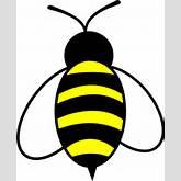 Bee Clip Art at Clker.com - vector clip art online, royalty free ...