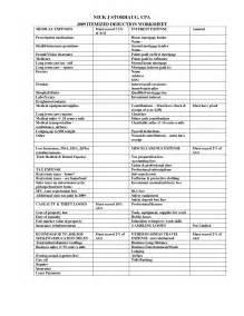 12 best images of tax deduction worksheet 2014 tax