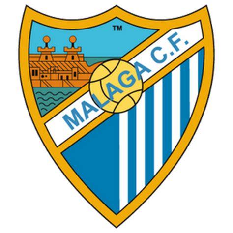 logo malaga klub sepak bola la liga spanyol koleksi
