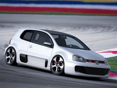 Volkswagen Golf W12 by Vw Gti W1 2 Concept Engine Vw Free Engine Image For User