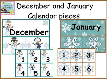 printable december calendar pieces free printable calendar numbers for january calendar