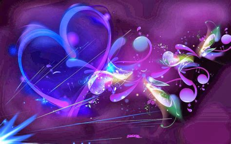 imagenes abstractas para fondo de pantalla fondo de pantalla abstracto corazon rosa imagenes