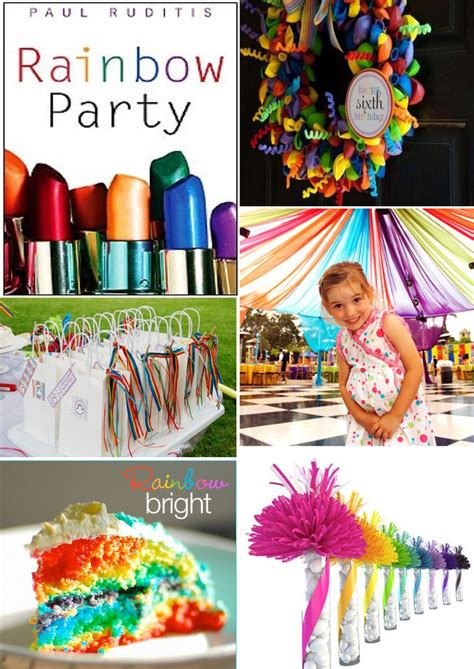 rainbow themed events 226 best somewhere over the rainbow images on pinterest