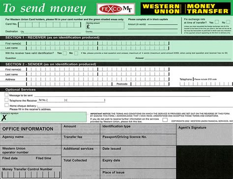 western union money order receipt template 404 not found