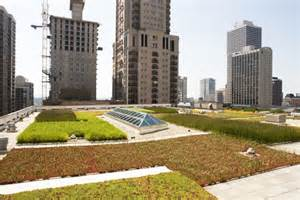 Landscape Architecture Chicago Green Roof Garden By Hoerr Schaudt Landscape Architects Is