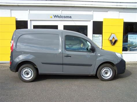 renault van kangoo used grey renault kangoo van for sale lincolnshire