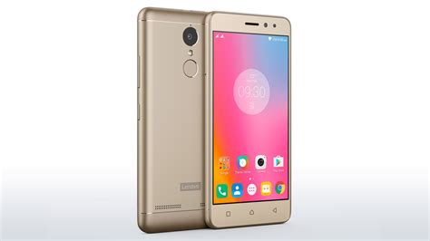 Lenovo Vibe K6 Power Lenovo K6 Power New Variant Launched In India At Rs