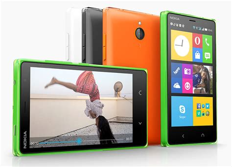 Hp Nokia X2 Android Dual Sim nokia x2 dual sim android smartphone with 4 3 inch display