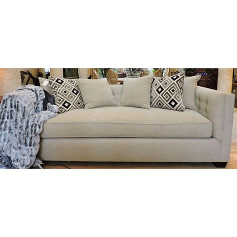 Sofa With One Cushion by Single Cushion Sofa Greenpoint Sofa Single Cushion Sofas