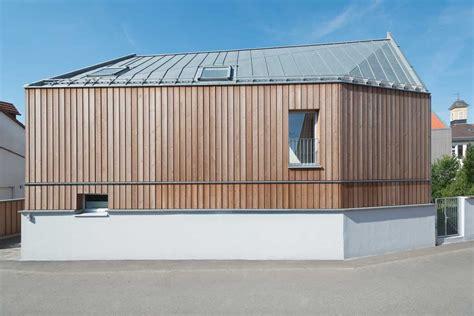 Haus Mit Holzfassade by Haus Mit Holzfassade Fabelhafte Haus Mit Holzfassade Sch