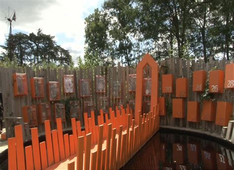 un jardin lunaire au festival de chaumont
