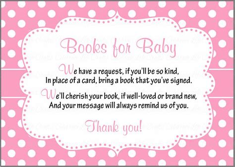 books for baby invitation inserts shower princess with