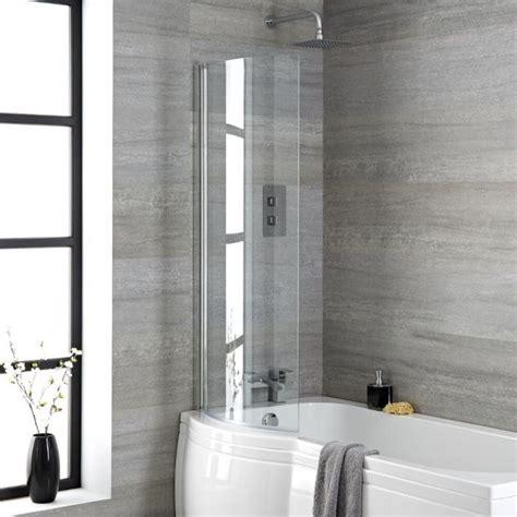 parete vasca doccia come installare una parete doccia vasca hudson reed