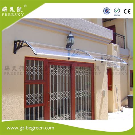 awnings covers yp100200 100x200cm 100x300cm 100x600cm solid polycarbonate