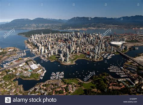 pictures of downtown bc aerial view downtown vancouver bc stock photos aerial