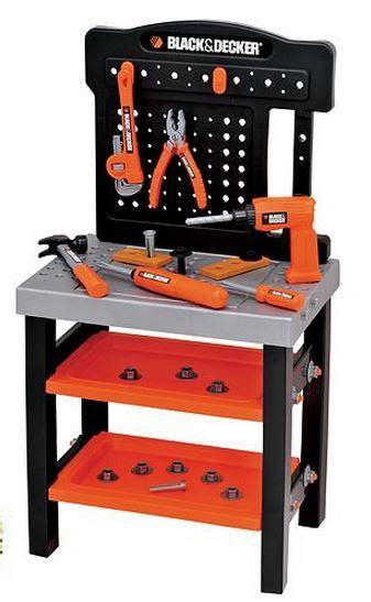 black decker tool bench black decker jr play workbench only 21 24 reg 44 99