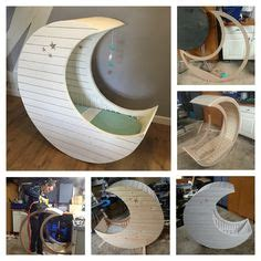 Diyhowto Diy Moon Cot Baby - 1000 ideas about moon crib on cribs baby