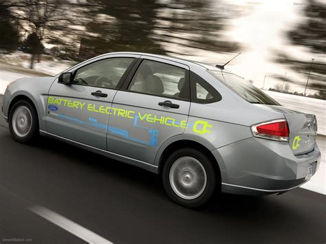 electric vehicles battery ford battery electric vehicle car image 04 of 20