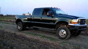 Ford Dually Lifted Lifted Ford Dually 99 F350 7 3